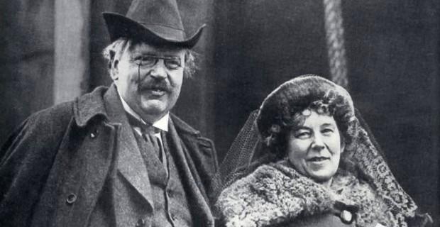 Mr. & Mrs. Chesterton